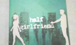 Half Girlfriend By Chetan Bhagat Book