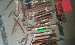 Hand Tool Set for factory used for 6 months today
