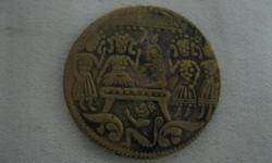 Its a very old coin. Of 557 B C. Any one is willing to