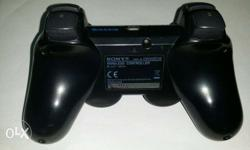 Hardly used original Ps3 controller imported. as I have