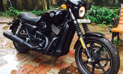 Harley Davidson Street 750,in excellent condition,2000