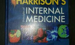 Harrison's principles of Internal Medicine, 2 volumes,