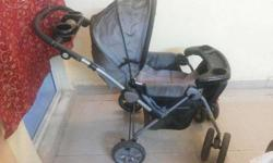 Baby stroller in perfect condition. No longer required.