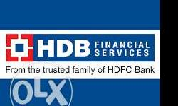 HDB Finance Wanted SO,SSO..at..Kollam,Branch