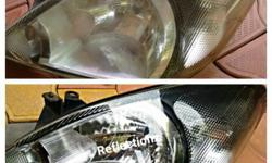 headlight restoration and sale call or for more details