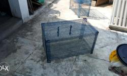 New birds cage. Dismantable. Size: 30 * 17 *17