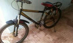 This bicycle is very neat and in good condition .very