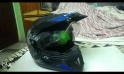 Helmet is in good condition ..well maintained ..price