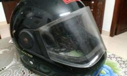 Helmet isi used good condition (GLOBE)