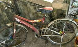 Hercules bicycle ,Good condition, Good Performance