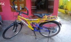 Model: Hercules CSK cycle Age: 2 years old. condition:
