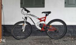 Hercules Rodeo A300. 6 months used. 21 speed with