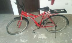 Hero escape bicycle 1 year old in good condition .I