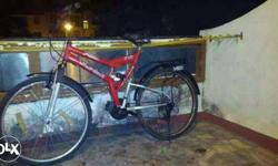 Hero F1 series x-sport cycle,2 years old,used for about