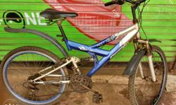 Deerless Gear cycle with shimano gear system in gud
