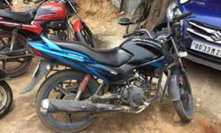 Hero Glamour 32000 Kms 2014 year interested person call