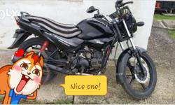 I want sale my bike it's good condition