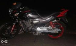 Hero Honda CBZ 31000 Kms 2011 year