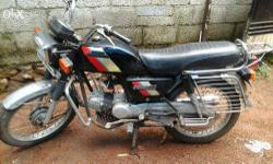 Hero honda cd100 modal