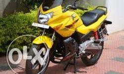 Hero honda sports bike karizma gud running condition n
