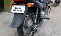 Hero Honda Passion 45925 Kms 2006 year