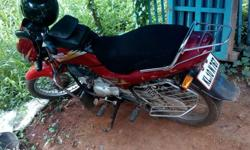 Hero Honda Passion 65000 Kms 2002 year