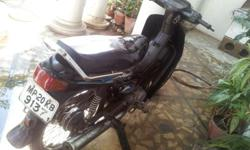Good condition... bike has run 40k km call for visit