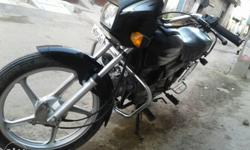 brand new condition, tube less tyre , big handle extra