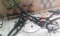 Urgently need to sell my Hero Sprint RX 2 bicycle.