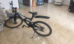 Hero sprint cycle in good condition one month old