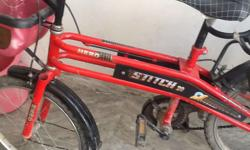 HERO STITCH 20 Cycle In New Condition For 8 to 12 year