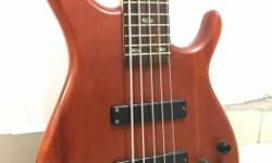 Hertz 5 string bass guitar for sale totally in new
