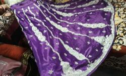 hey there m selling 4 brand new lehengas interested msg