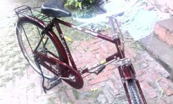 It is very beutiful bicycle.