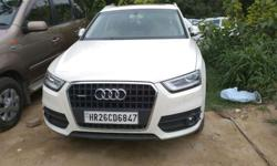 Hi I want to sell my car audi q3