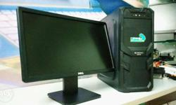 High Config:- Core2duo / 4 GB DDr3 Ram /500 GB HDD/Dvd