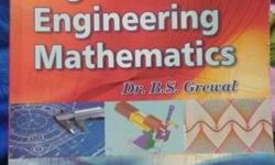 Higher Engineering Maths by BS Grewal. Almost new