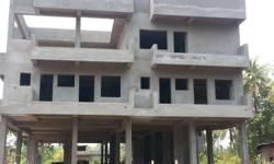 Highway touch One bhk flat for selling 4 kms from kudal