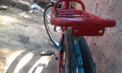 Hind cycles New model 2017 one week used good condition