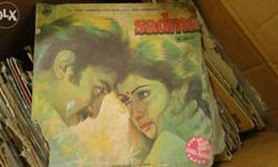Hindi( & some English records) forsale at very low