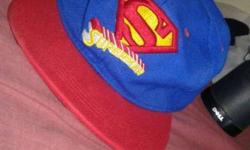 Hip Hop Cap Of Superman Its Very Good And Cool Loking