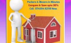 Are you searching for a trustworthy Movers and Packers
