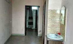 Home for rent one bhk with bed, cupboard, cooler, RO &