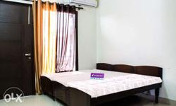 We provide PG facility for male in sector 15 noida near