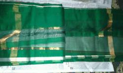 Home made saree not a used one, this is a new saree