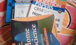 Home science Class12 CBSE combo of 3 books