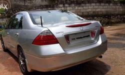 HONDA ACCORD 2007 model....Single owner. well