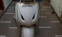 Selling my activa arjent and a good condition