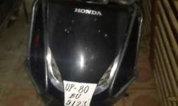 A Honda Activa in a very good condition .