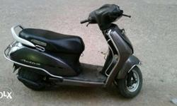 Honda activa 2011 Grey colour Showroom maintained Good